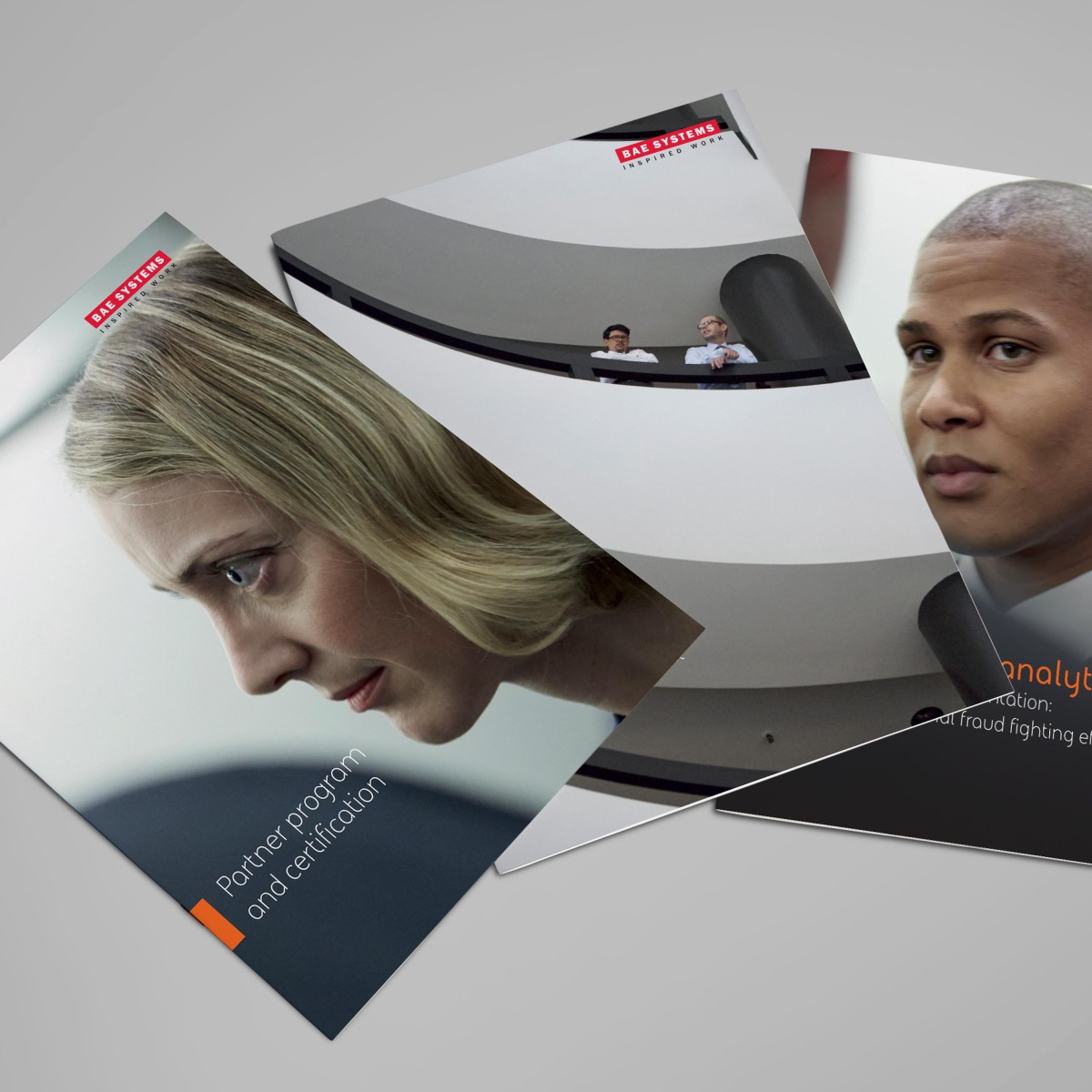 BAE Systems corporate literature