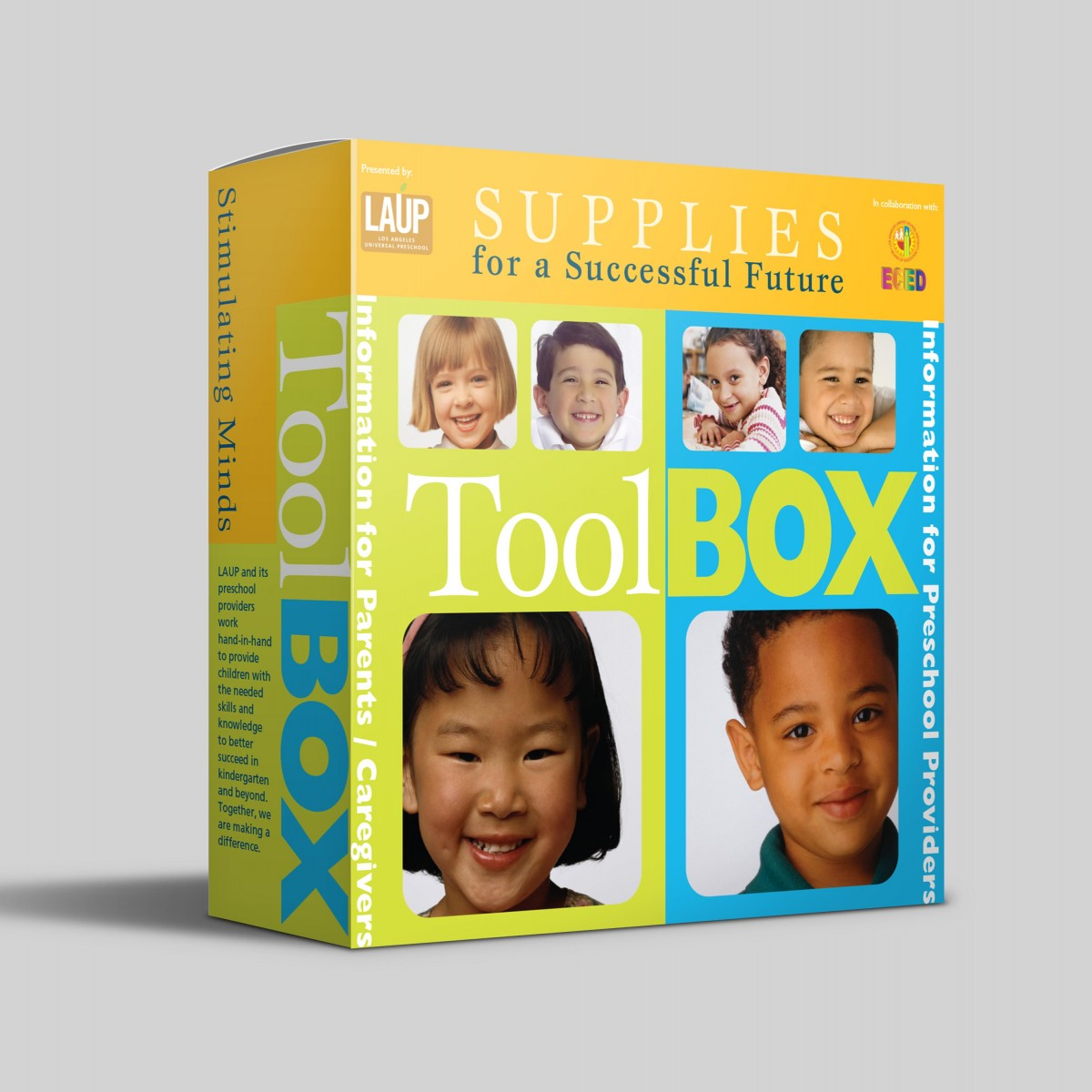 Los Angeles Universal Preschool toolbox