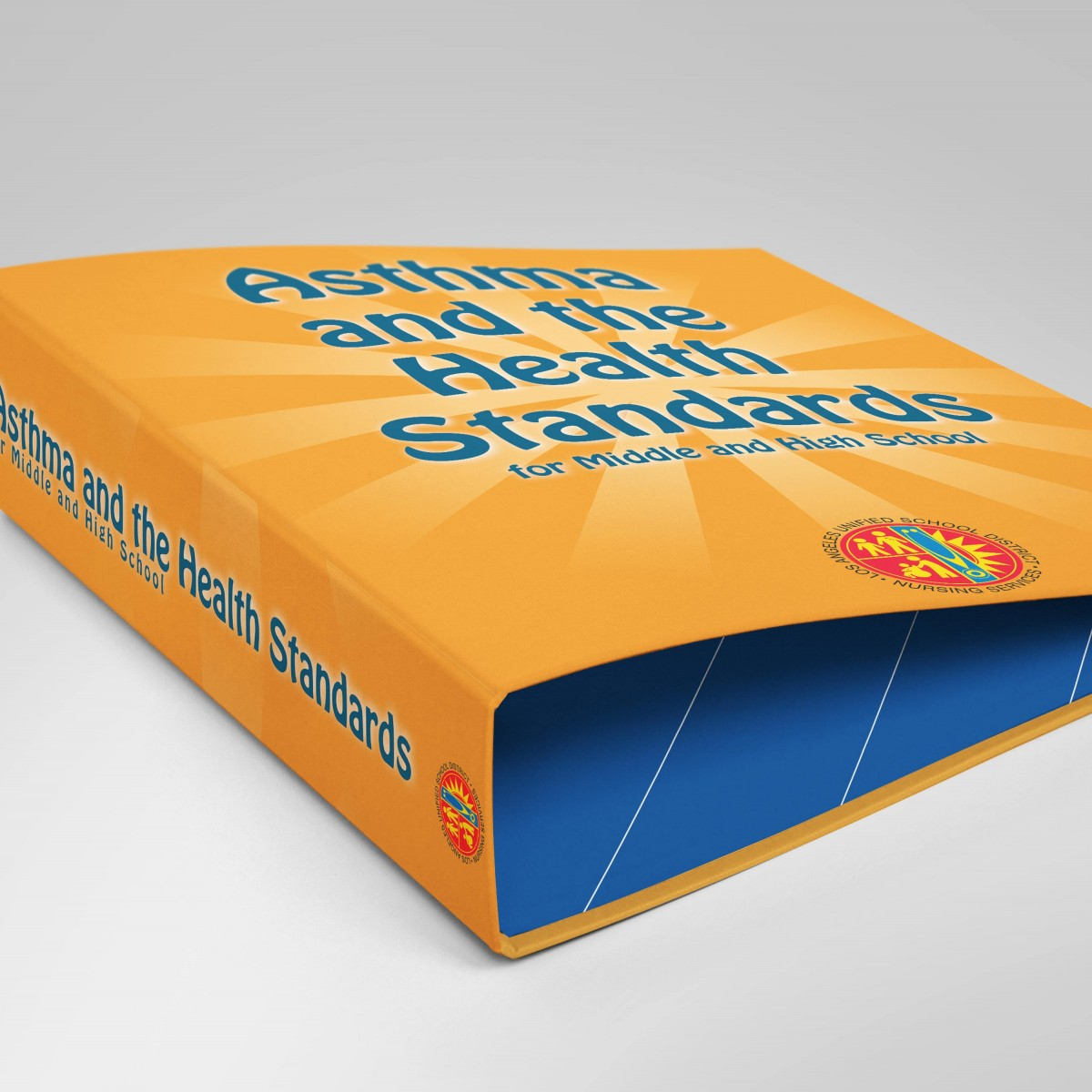 Los Angeles Unified School District asthma binder