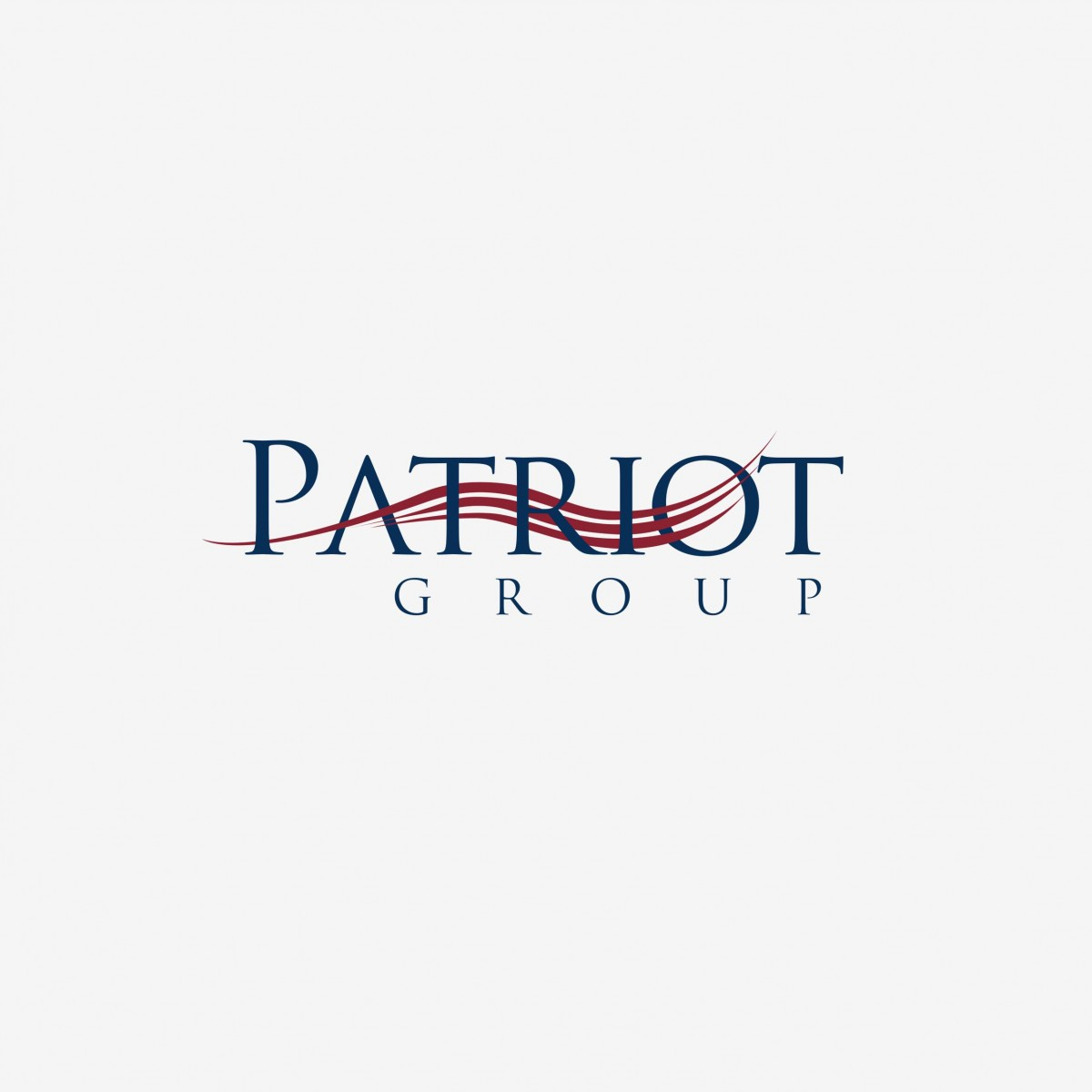 The Patriot Group corporate identity