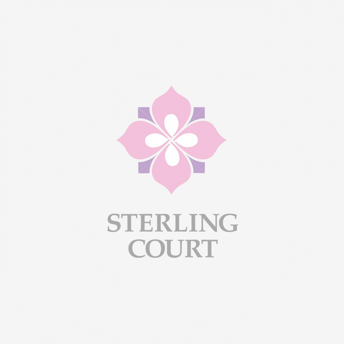 Sterling Court corporate identity